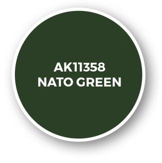 NATO Green
