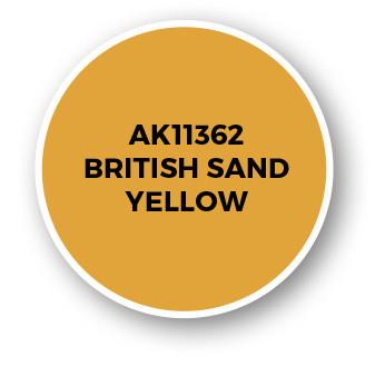 British Sand Yellow