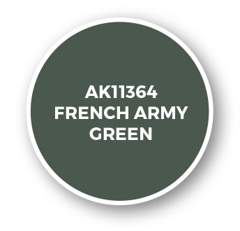 French Army Green