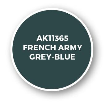 French Army Grey-Blue