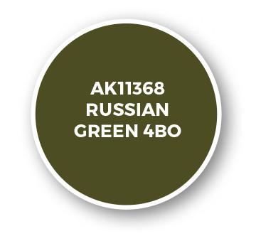 Russian Green 4BO