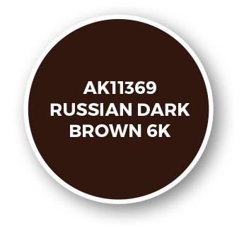 Russian Dark Brown 6K