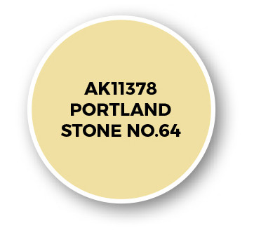 Portland Stone No.64