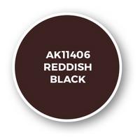 Reddish Black
