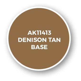 Denison Tan Base