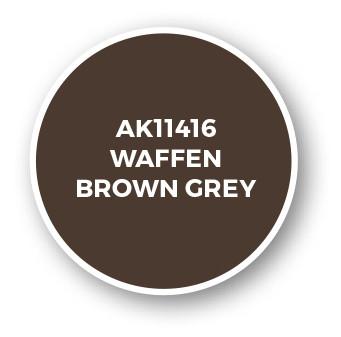 Waffen Brown Grey