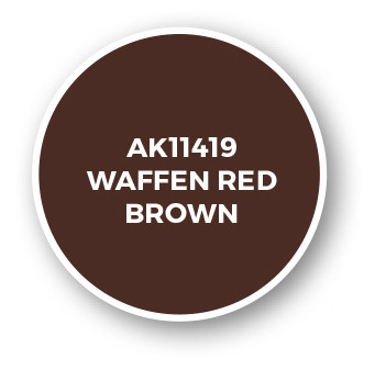 Waffen Red Brown