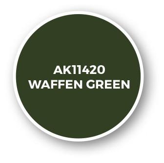 Waffen Green
