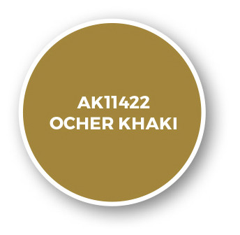 Ocher Khaki