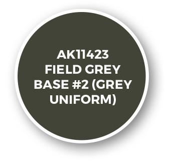 Field Grey Base #2 (Grey Uniform)