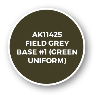 Field Grey Base #1 (Green uniform)