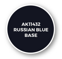 Russian Blue Base