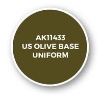 US Olive Base Uniform