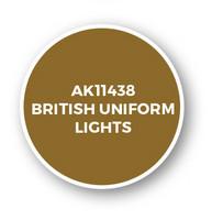 British Uniform Lights
