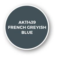 French Greyish Blue