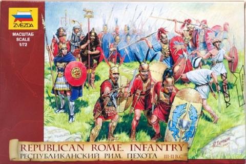 Republican Rome Infantry  1/72
