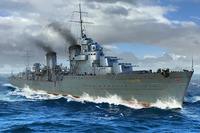 Soviet Destroyer Tashkent
