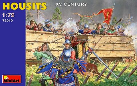 Housits XV Century1/72