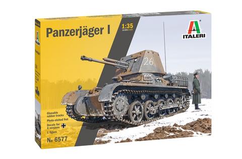 Panzerjäger I  1/35