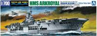 HMS Ark Royal 1941, British Aircraft Carrier 1/700