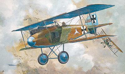 Albatros D.I  1/32