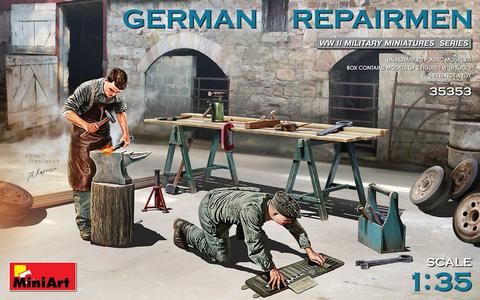 German Repairmen  1/35