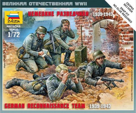 German Reconnaissance Team 1939-1942  1/72