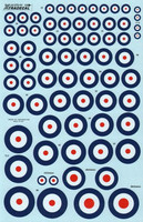 RAF Pre-War Doundels 1920-1939  1/72