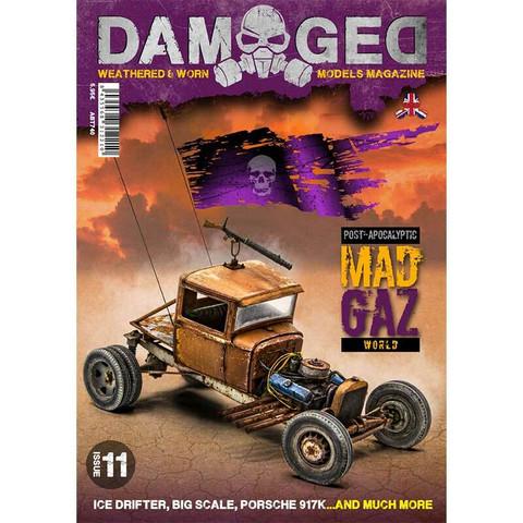 Damaged Magazine Issue 11