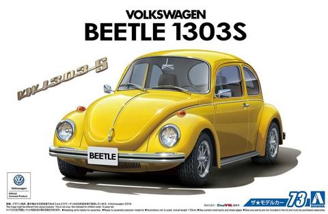 Volkswagen Beetle 1303S 1793  1/24