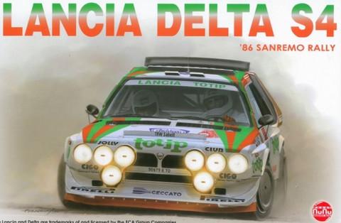 Lancia Delta S4 1986, Sanremo Rally  1/24