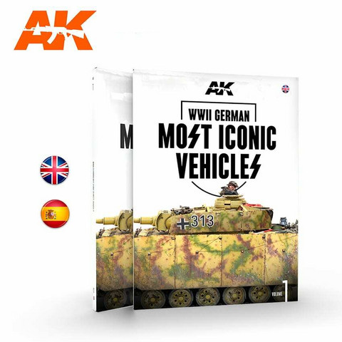 WWII German Most Iconic Vehicles Vol.1