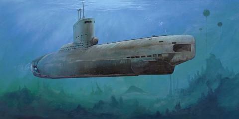 German Type XXIII U-Boat 1:144