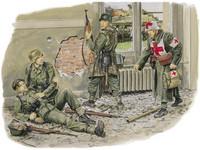 Fallen Comrade, Aachen 1944