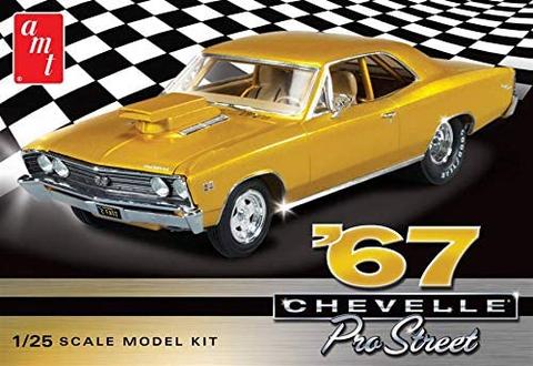 Chevy Chevelle Pro Street Car 1967  1/25