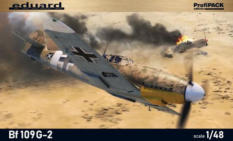 Messerschmitt Bf 109 G-2 Profipack  1/48