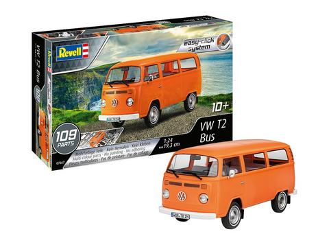 Volkswagen Transporter T2 Bus Easy Click  1/24