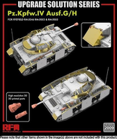 Upgrade Set for PzKpfw IV Ausf.G/H  1/35