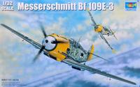 Messerschmitt Bf109 E-3  1/32