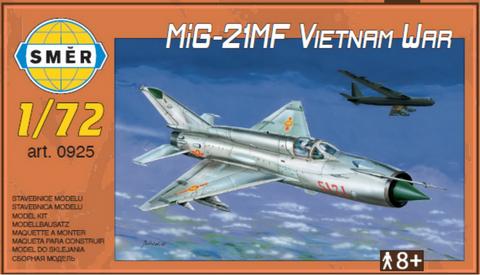 MiG-21MF Vietnam War  1/72