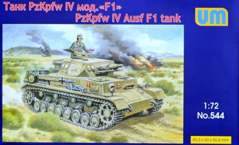 PzKpfw IV Ausf.F1  1/72