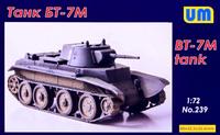 BT-7M Soviet Tank  1/72