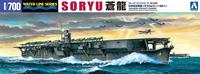 IJN Aircraft Carrier Soryu 1941  1/700