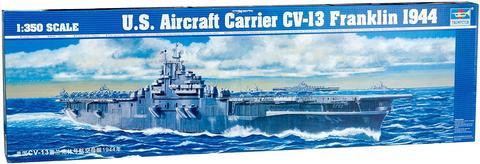 USS Franklin CV-13  1/350
