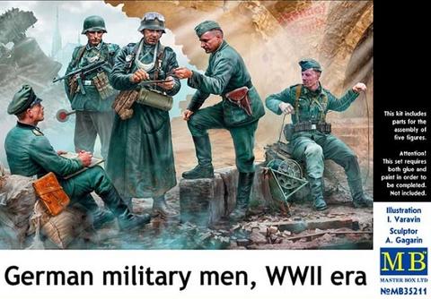 German Military Men  1/35