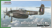 Westland Whirlwind Mk.I Cannon Fighter  1/32