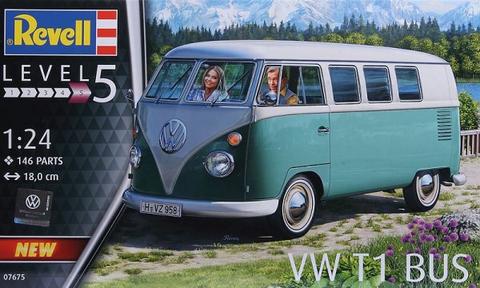 Volkswagen T1 Bus  1/24