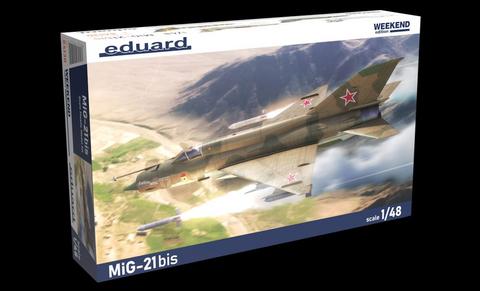 MiG-21bis Weekend Edition  1/48