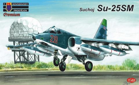 Sukhoi Su-25SM  1/48