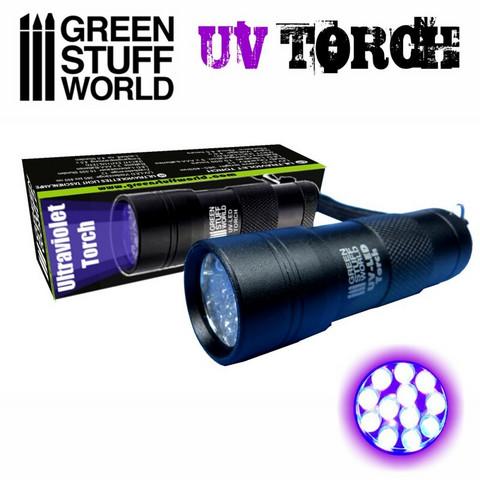 "Ultraviolet Light ""Torch"""